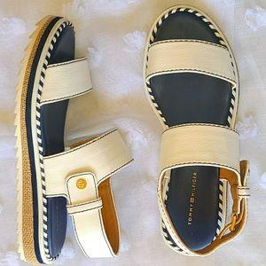 Tommy Hilfiger sandals size 7